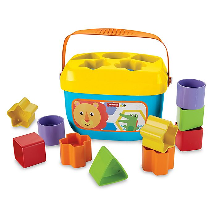 Alternate image 1 for Fisher-Price® Baby's First Blocks