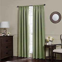 Emery Rod Pocket Insulated 100% Blackout Window Curtain Panel