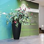 Mayne Modesto 32-Inch Tall Planter in Black