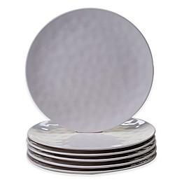 Certified International Melamine Dinner Plates (Set of 6)