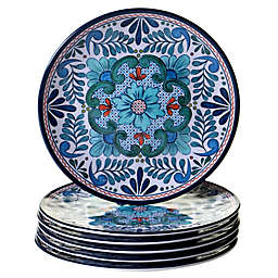 Certified International Talavera Salad Plates (Set of 6)