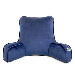Therapedic® Oversized Backrest Pillow in Navy