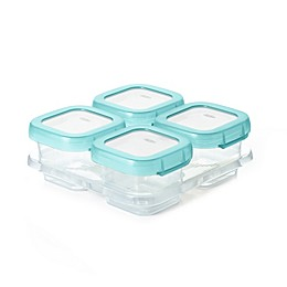 OXO Tot® 4-Pack 4 oz. Baby Blocks Freezer Containers