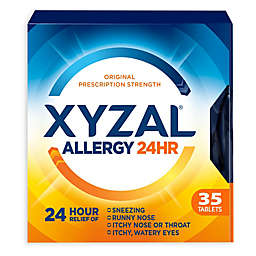 Xyzal® 35-Count Allergy 24HR Tablets