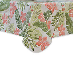 Tropics Vinyl Tablecloth