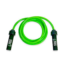 Jump Rope in Black/Green