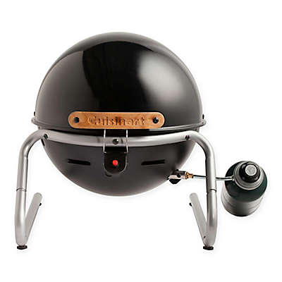 Cuisinart® Searin' Sphere Portable Gas Grill in Black