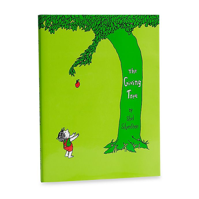 Alternate image 1 for The Giving Tree Book by Shel Silverstein