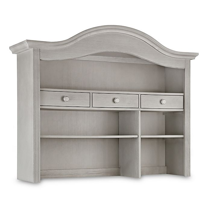 Alternate image 1 for Baby Appleseed® Hutch and Bookcase in Morning Mist
