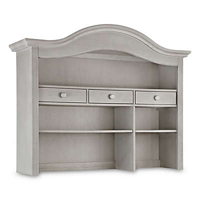 Baby Appleseed® Hutch and Bookcase in Morning Mist