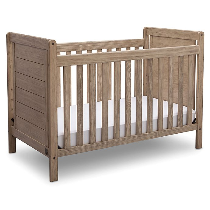 Convertible Cribs > Serta® Cali 4-in-1 Convertible Crib in ...