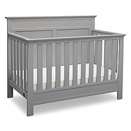 Serta® Fall River 4-in-1 Convertible Crib in Grey