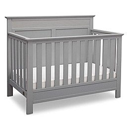 Serta® Fall River 4-in-1 Convertible Crib in Grey