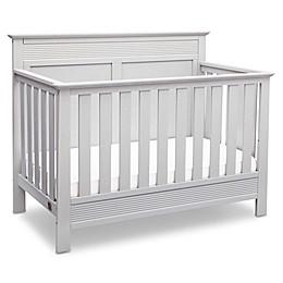 Serta® Fall River 4-in-1 Convertible Crib in White