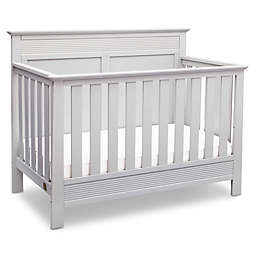 Serta® Fall River 4-in-1 Convertible Crib in White