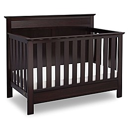 Serta® Fall River 4-in-1 Convertible Crib in Dark Chocolate