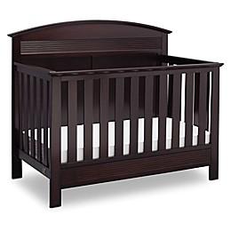 Serta® Ashland 4-in-1 Convertible Crib in Dark Chocolate