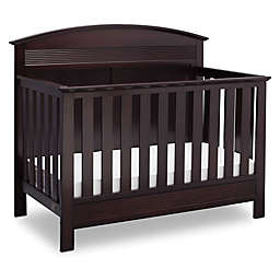 Serta® Ashland 4-in-1 Convertible Crib in Dark Chocolate