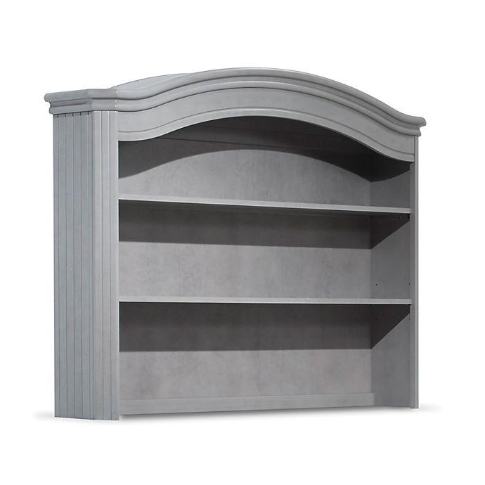 Alternate image 1 for Sorelle Finley Hutch in Stone Grey