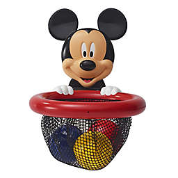 The First Years Disney Baby Mickey Mouse Shoot and Score Bathtub Game