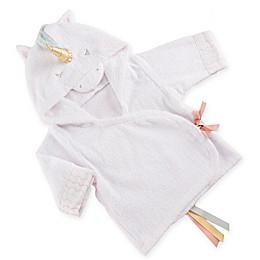 Baby Aspen Size 0-9M Simply Enchanted Unicorn Hooded Spa Robe