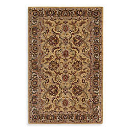 Nourison India House Hand Tufted Rug in Gold