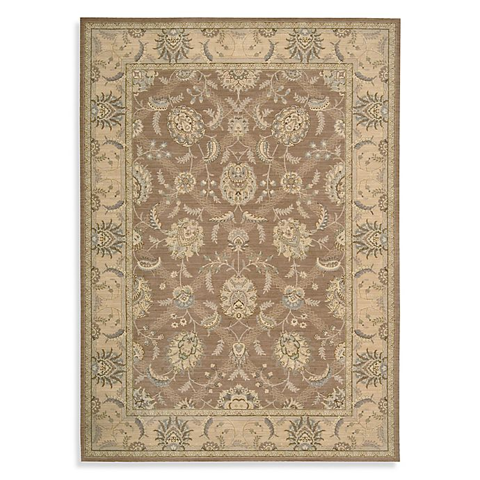 Alternate image 1 for Nourison Persian Empire Rug in Mocha