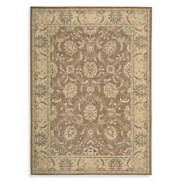 Nourison Persian Empire Rug in Mocha