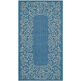Safavieh Vine Scroll Indoor/Outdoor Rug