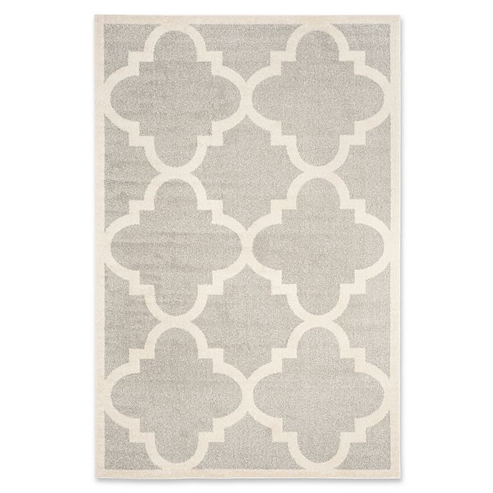 Alternate image 1 for Safavieh Amherst Geo Indoor/Outdoor Rug