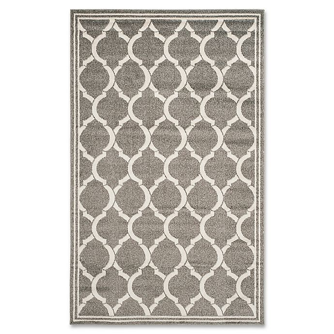 Bed Bath And Beyond Area Rugs Roselawnlutheran Earth Tone: Safavieh Amherst Charlotte 8-Foot X 10-Foot Area Rug In