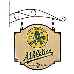 MLB Oakland Athletics Tavern Sign