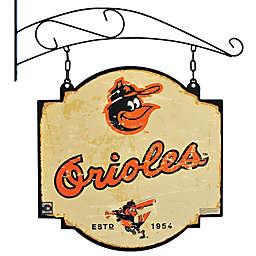 MLB Baltimore Orioles Tavern Sign