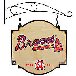 MLB Atlanta Braves Tavern Sign