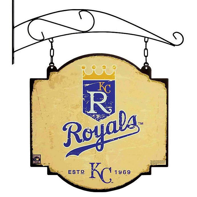 Alternate image 1 for MLB Kansas City Royals Tavern Sign