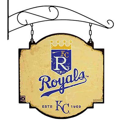 MLB Kansas City Royals Tavern Sign