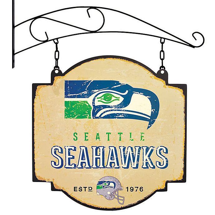 Alternate image 1 for NFL Seattle Seahawks Tavern Sign