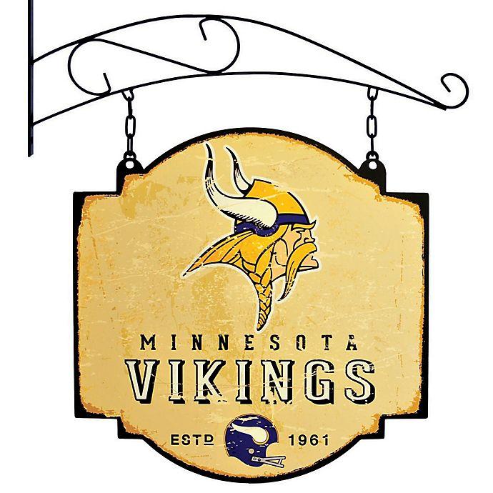 Alternate image 1 for NFL Minnesota Vikings Tavern Sign