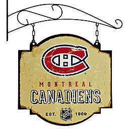 NHL Montreal Canadiens Tavern Sign