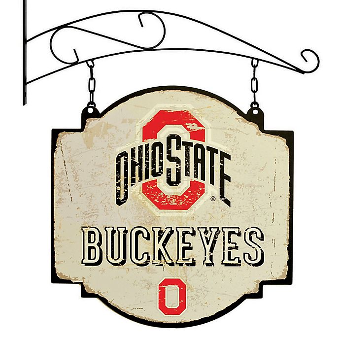 Alternate image 1 for Ohio State University Vintage Sign