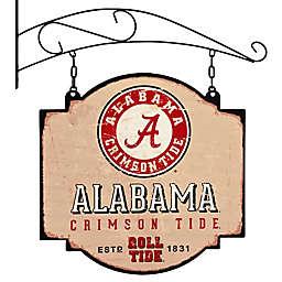 University of Alabama Vintage Sign