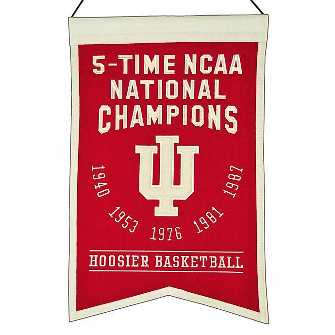 Alternate image 1 for Indiana University \
