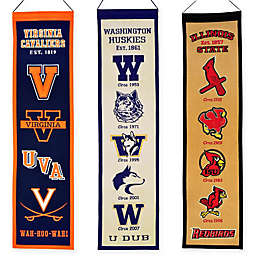 Collegiate Heritage Banner Collection