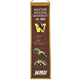 Western Michigan University Heritage Banner