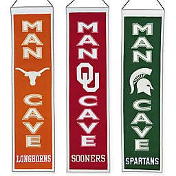 Collegiate Man Cave Banner Collection