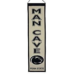 Penn State University Man Cave Banner