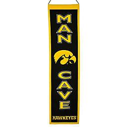University of Iowa Man Cave Banner