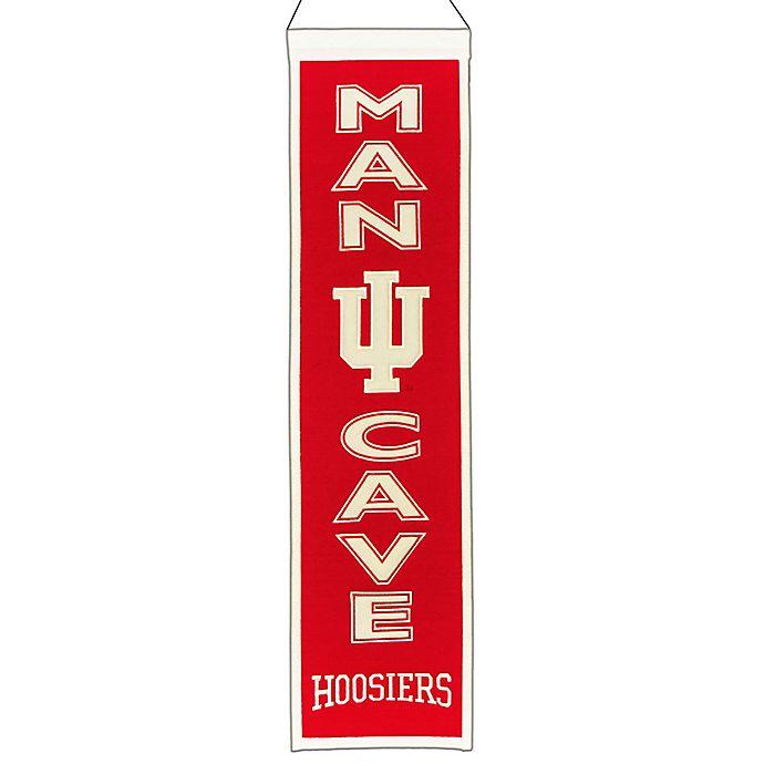 Alternate image 1 for Indiana University Man Cave Banner
