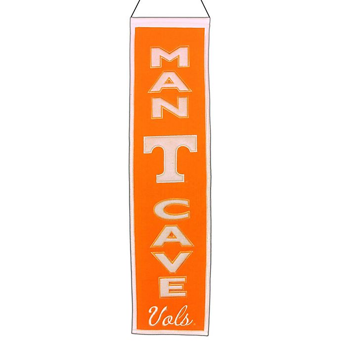 Alternate image 1 for University of Tennessee Man Cave Banner