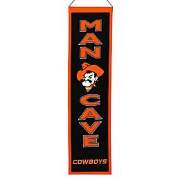 Oklahoma State University Man Cave Banner